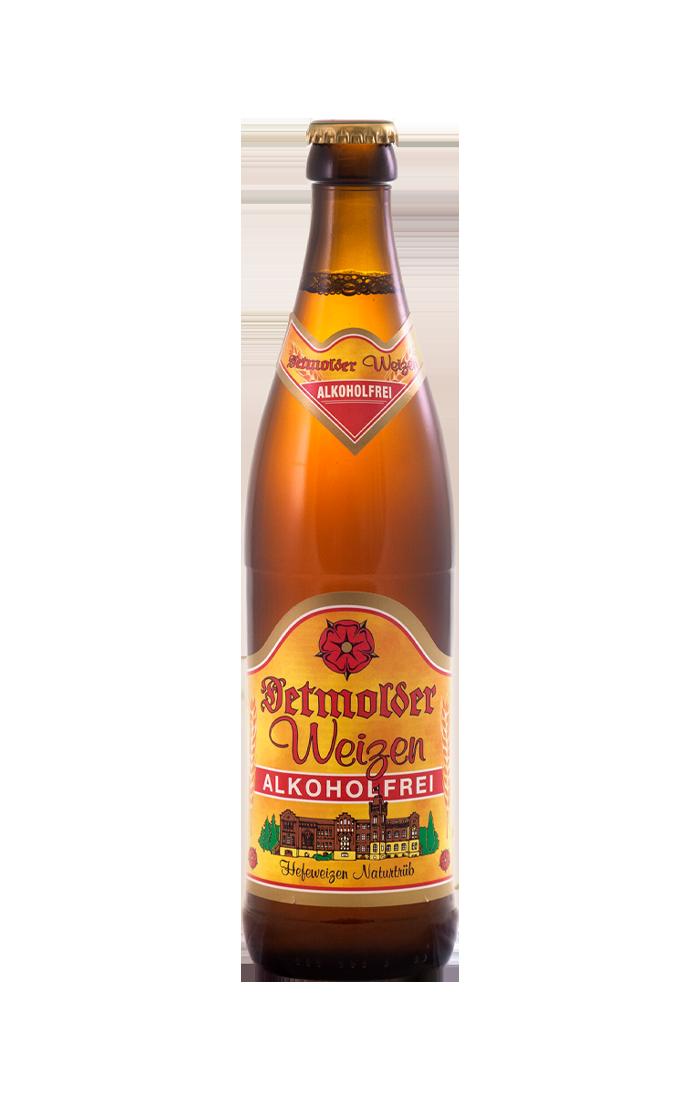 Detmolder Weizen Alkoholfrei 0,5l Image