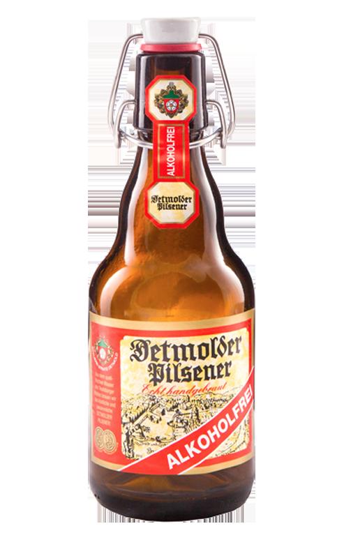 Detmolder Pilsener Alkoholfrei Image