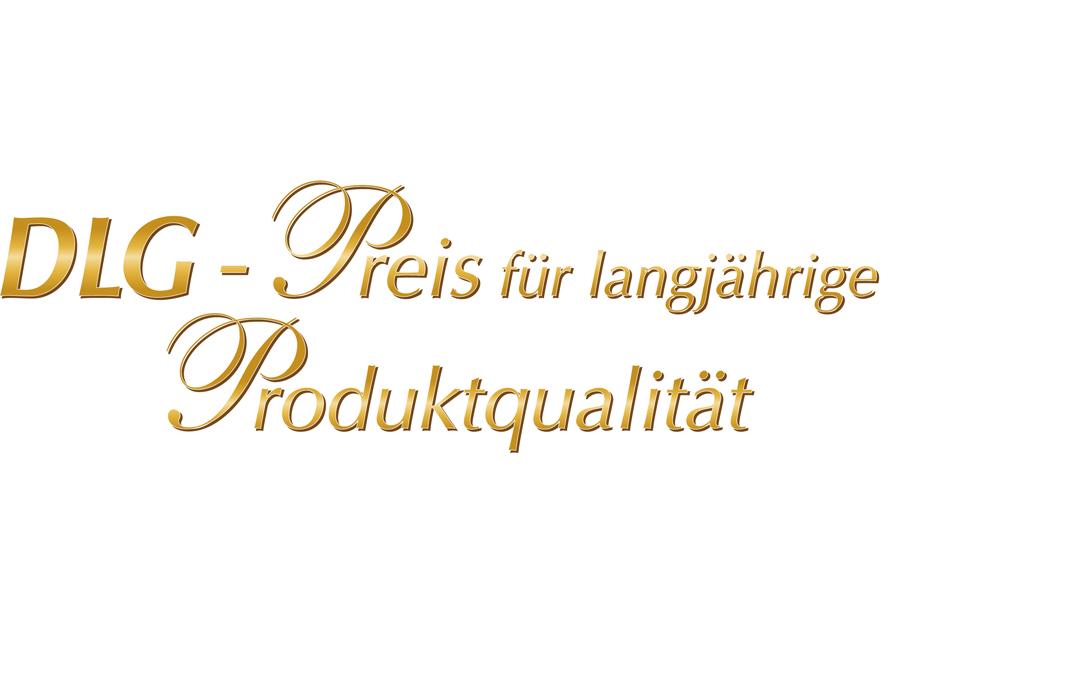 """""""Preis für langjährige Produktqualität"""" der DLG als besondere Auszeichnung für die Privat-Brauerei Strate"""