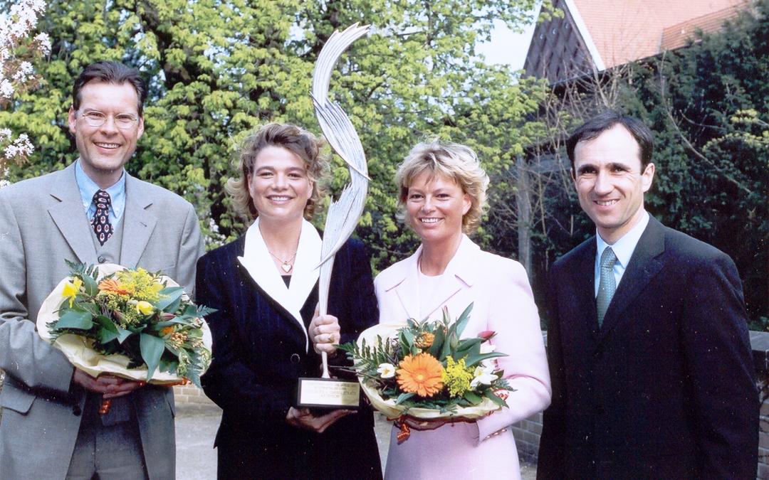 Unternehmerinnen des Jahres 2000