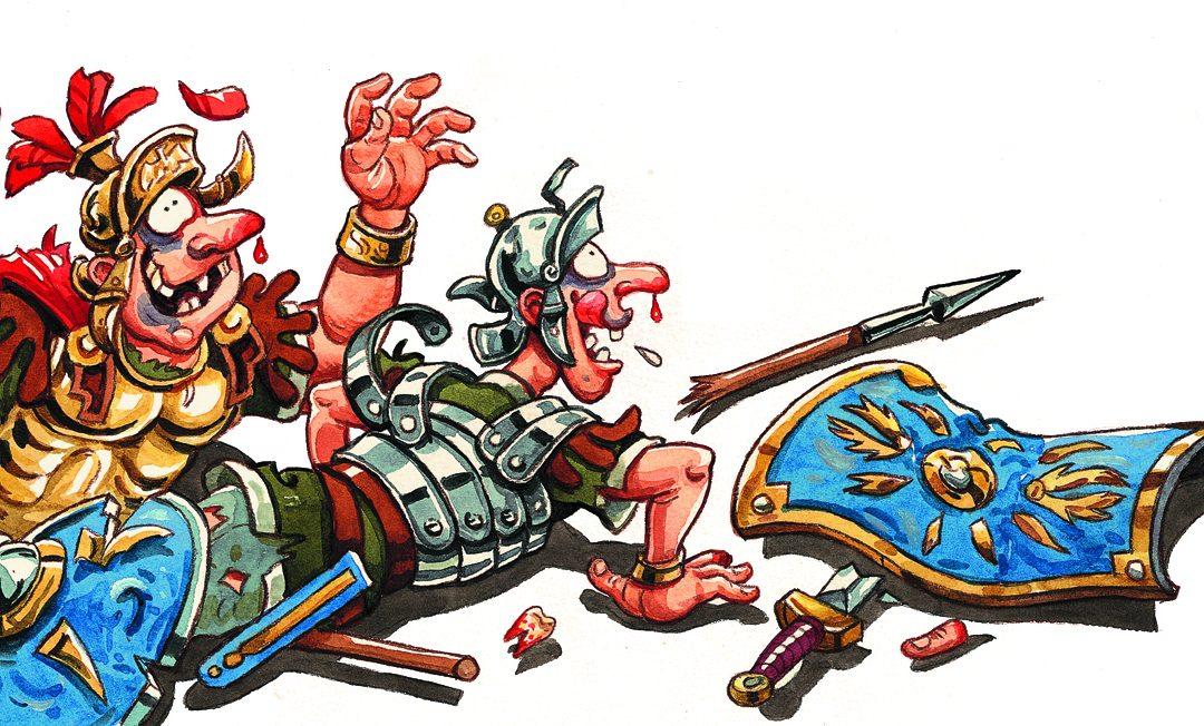 Illustration Thusnelda Römer