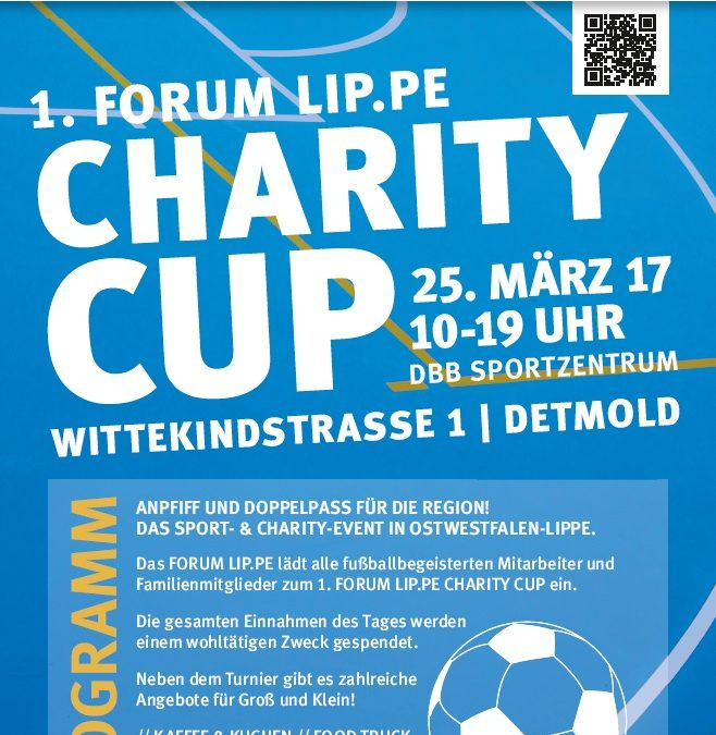 FORUM LIP.PE Charity Cup