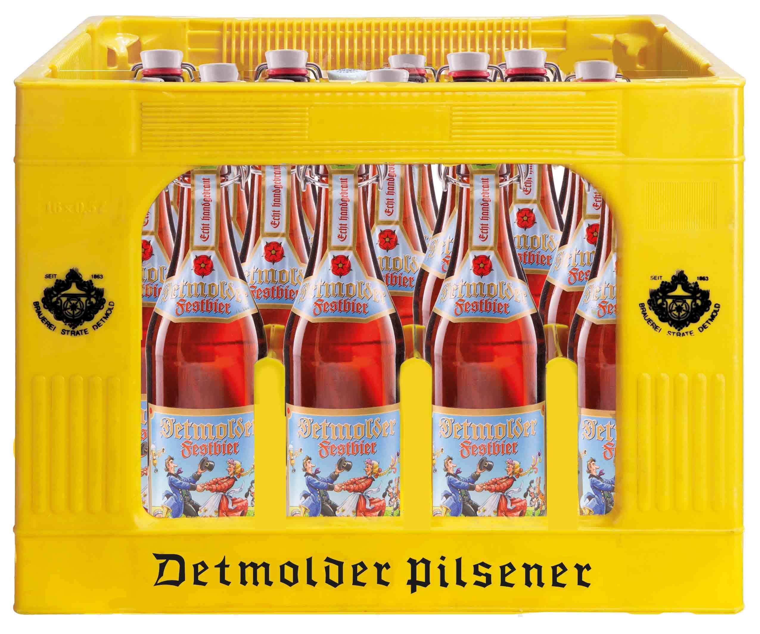 Detmolder Festbier Kasten Image