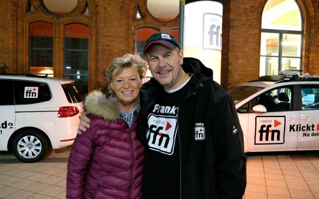 Radio FFN zu Besuch in Detmold