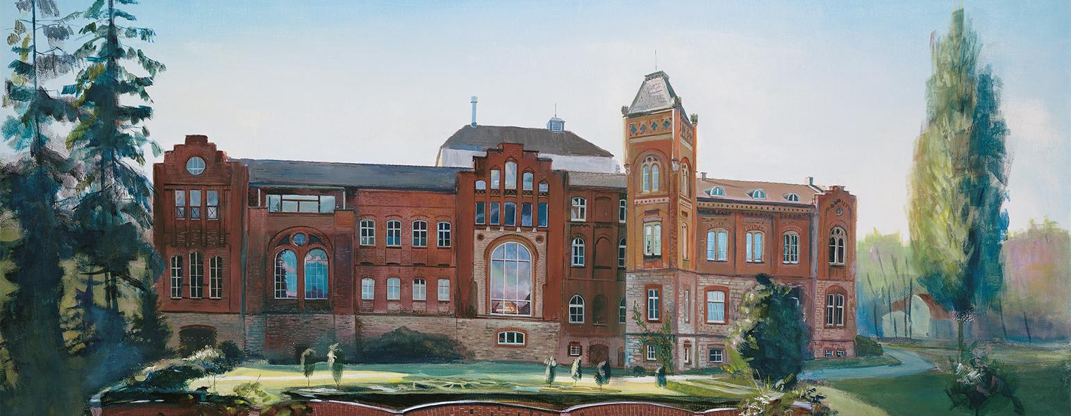Moodbild Brauerei Gemälde Image