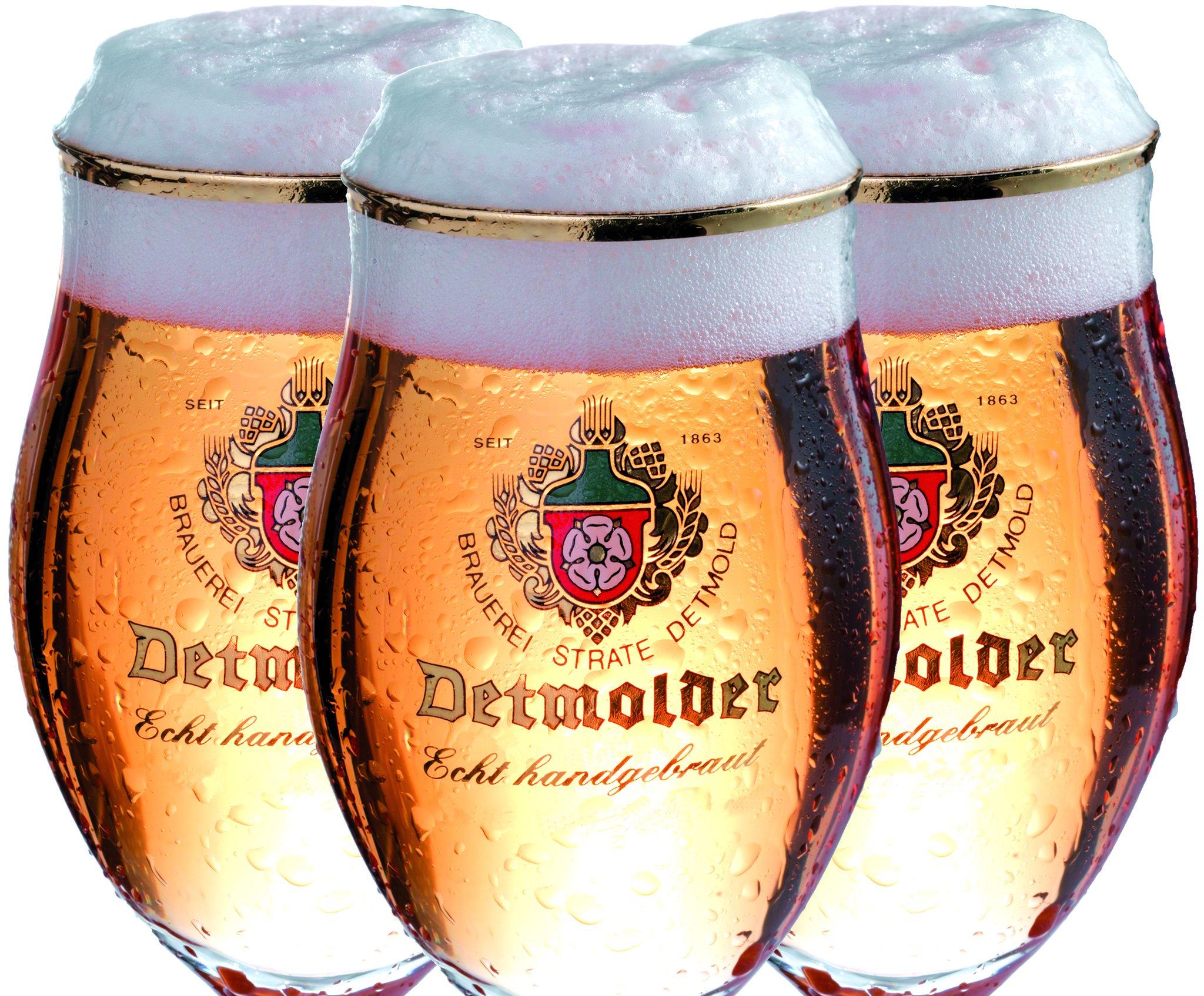 3 Gläaser Pokal Detmolder Image
