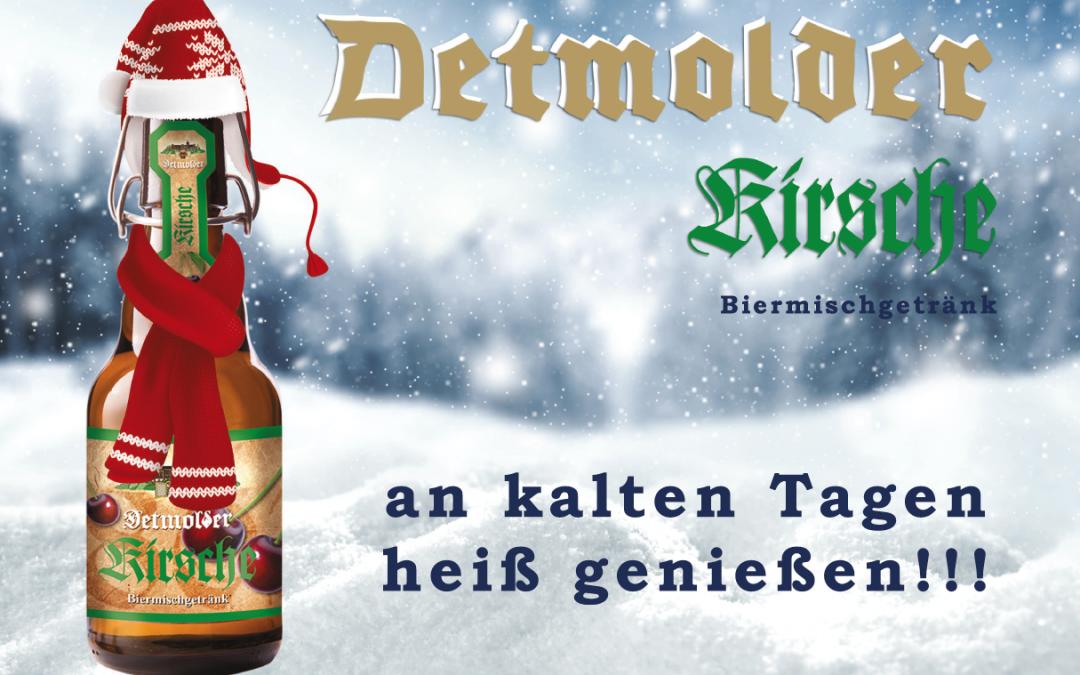 Detmolder Kirsche Wintermotiv