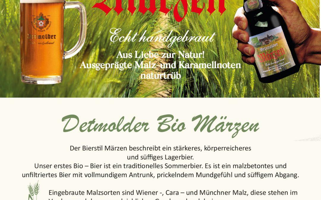 Steckbrief – Detmolder Bio Märzen